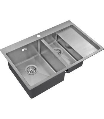 Кухонная мойка ZorG INOX R 5178-2 L 3мм