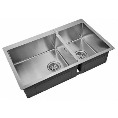 Кухонная мойка ZorG INOX R 78-2-51 L 3мм