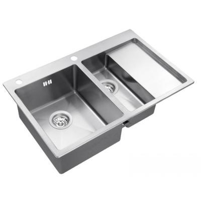 Кухонная мойка ZorG INOX RХ 5178-2 L