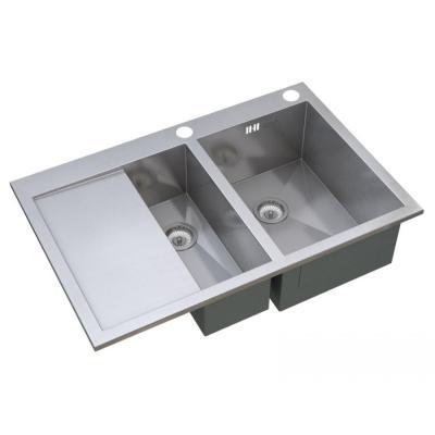 Кухонная мойка ZorG INOX RХ 5178-2 R