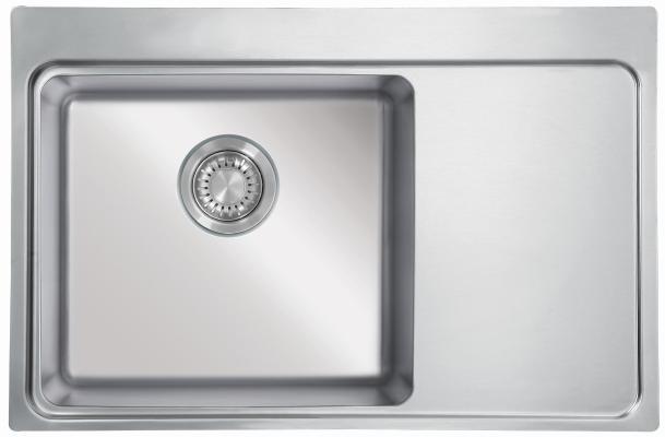 Кухонная мойка ZorG ZRE 7851 L