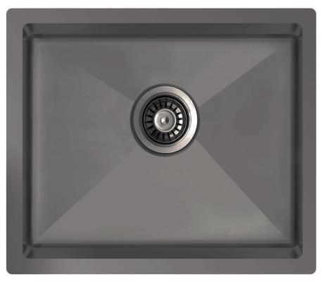 Кухонная мойка ZorG ZRN 4944 Titanium