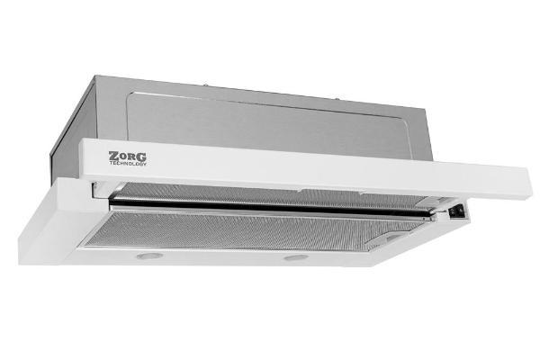 Кухонная вытяжка ZorG Technology Elite 650 60 белая