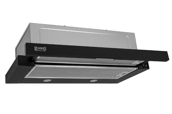 Кухонная вытяжка ZorG Technology Elite 650 60 черная