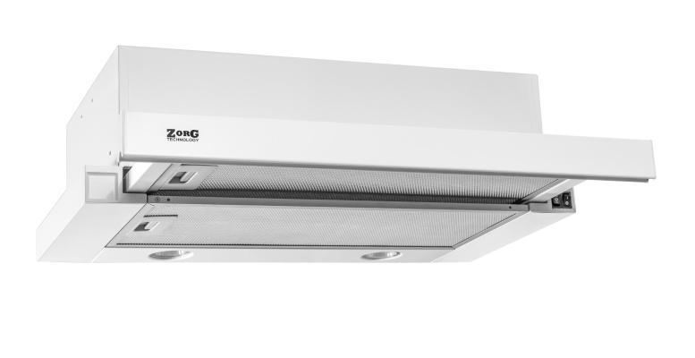 Кухонная вытяжка ZorG Technology Kleo (TL) 700 60 белая