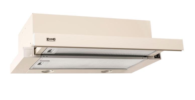 Кухонная вытяжка ZorG Technology Kleo (TL) 700 60 бежевая