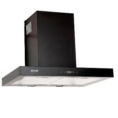 Кухонная вытяжка ZorG Technology Stels 1000 90 S черная + стекло черное