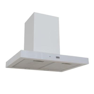 Кухонная вытяжка ZorG Technology Stels 750 60 S нержавейка + стекло белое
