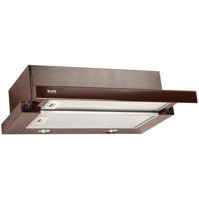 Кухонная вытяжка ZorG Technology Storm 700 50 коричневая