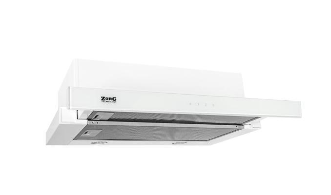 Кухонная вытяжка ZorG Technology Storm 700 60 S (сенсор) белая