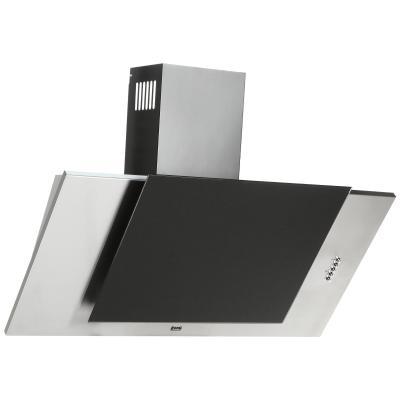 Кухонная вытяжка ZorG Technology Titan 750 90 M нержавейка + стекло черное