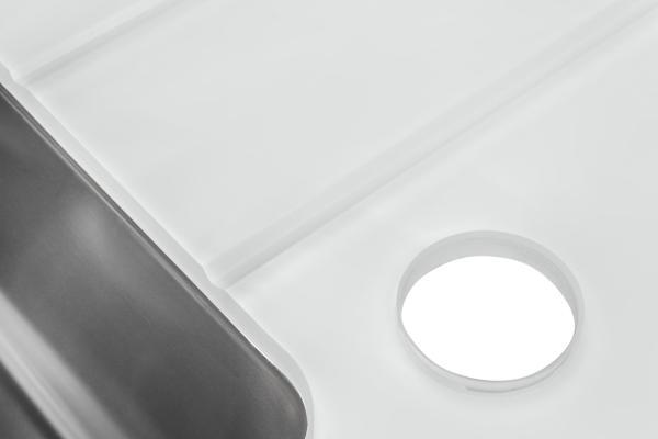 ZorG GS 6250 white
