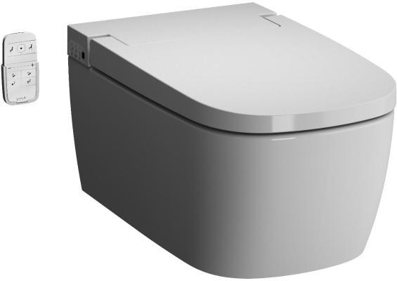 Подвесной унитаз Vitra V-Care Basic с сиденьем микролифт
