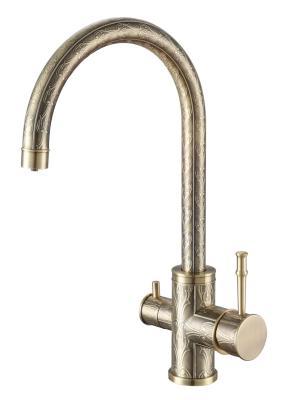 Смеситель AquaSanita Sabia 5523 311 bronze