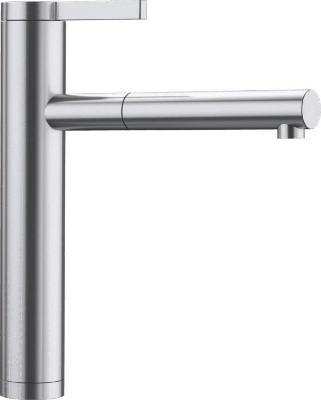 Смеситель Blanco Linee-S (нержавеющая сталь с зеркальной полировкой)