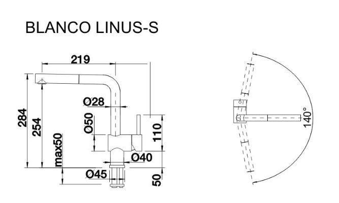 Blanco Linus-s жасмин