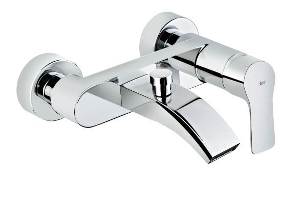 Смеситель для ванны/душа Тeka Palma Cascade 651011200