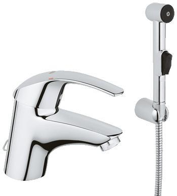Смеситель Grohe Eurosmart Hygienica 33462001