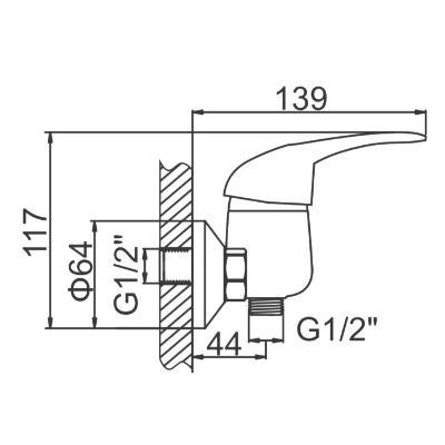 Ledeme H02-B L2002-B