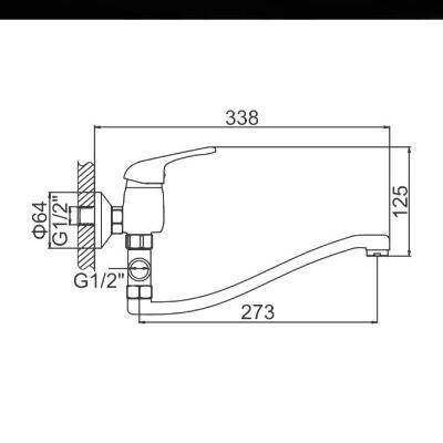 Ledeme H39-B L2139-B