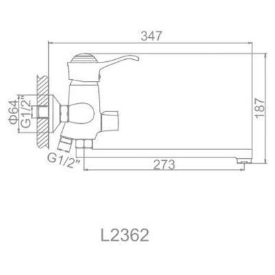 Ledeme H62 L2362