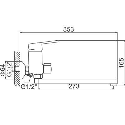 Ledeme H68-B L2268-B