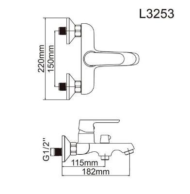 Ledeme L3253W