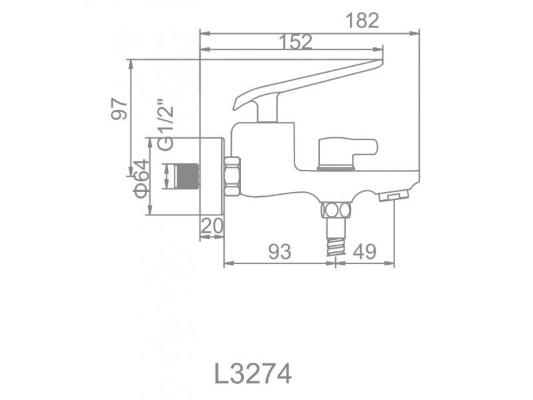 Ledeme L3274WR