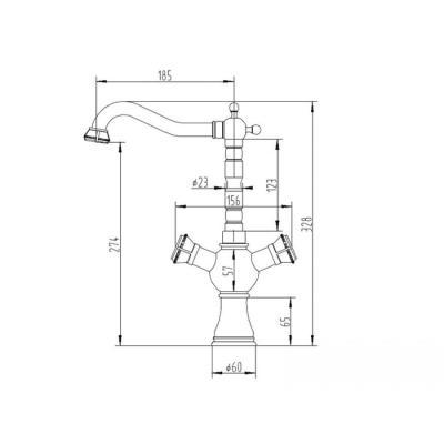 ZorG A 5004 K BR (AZR 609 K-2-6 BR)