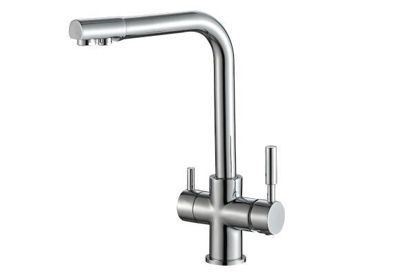 Смеситель ZorG Steel Hammer SH 552 хром
