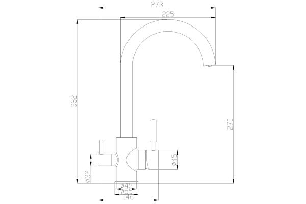 ZorG Steel Hammer SH 713 хром