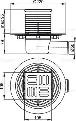 Alcaplast APV101
