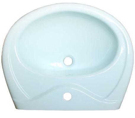 Керамин Палитра 60 см голубой