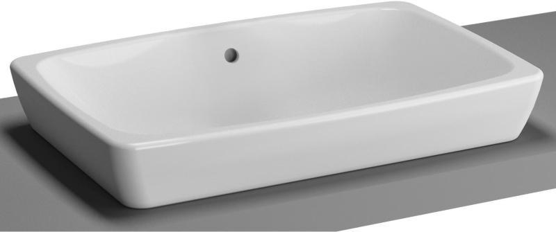 Умывальник Vitra Metropole 60 см с переливом (5668B003-0012)