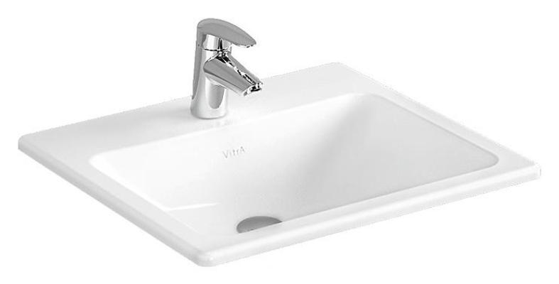 Умывальник Vitra S20 55 см прямоугольный (5465B003-0001)