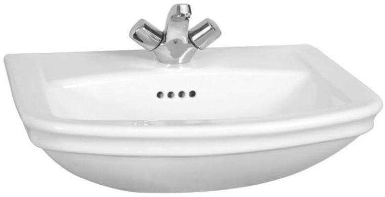Умывальник Vitra Serenada 60 см белый (4167B003-0001)