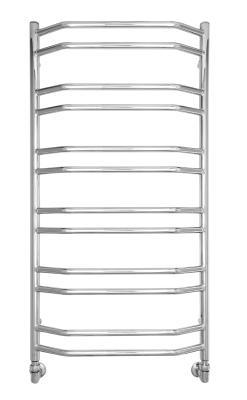 Полотенцесушитель ZorG ZR 17 Трапеция ПоЛ-ЛХ 500х800 10Т G1/2 хром