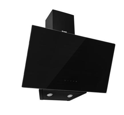 Кухонная вытяжка ZorG Technology ARSTAA 60 S (сенсор) черное стекло