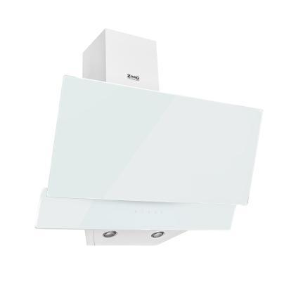 Кухонная вытяжка ZorG Technology ARSTAA 60C S (сенсор) белое стекло